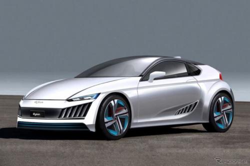 戴森旗下首款电动车假想图曝光 将于2020年亮相