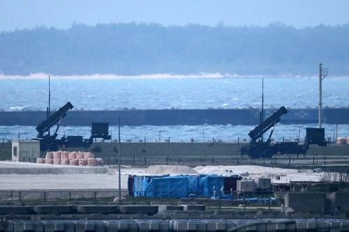 美媒:日本在西南岛屿建导弹基地 欲对抗中国