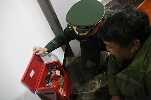 双桥消防:开展人员密集场所火灾隐患检查整治行动