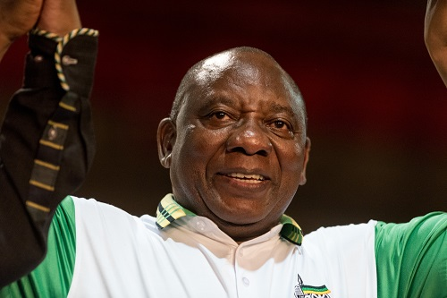 非国大主席称让祖马尽快下台 暗示启动弹