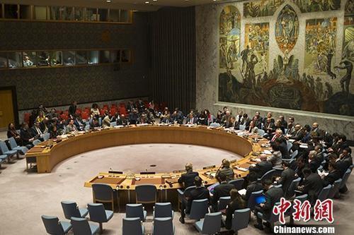 联合国安理会开会审议巴勒斯坦问题 巴以互相指责