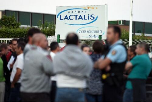 法国婴幼儿奶粉污染:媒体爆料称生产企业早知情