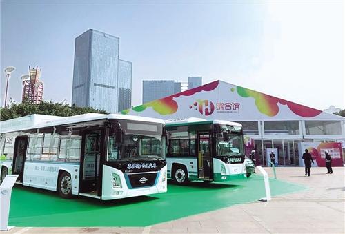 推广氢能技术 推动绿色转型