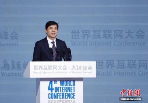 资料图:百度公司董事长兼首席执行官李彦宏。中新社记者 杜洋 摄