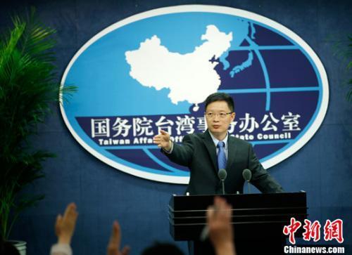 安峰山:坚决反对我建交国和台湾地区进行任何形式的官方往来