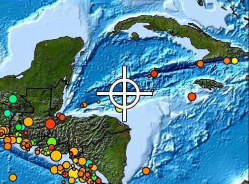 洪都拉斯强震海啸提醒发布 或波及加勒比海多国