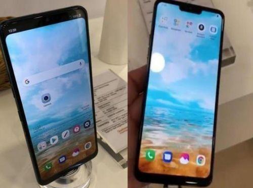 LG G7手机再曝光 终于配上骁龙845处理器了