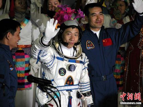 问鼎苍穹 胸怀九天——记中国人民解放军航天员大队