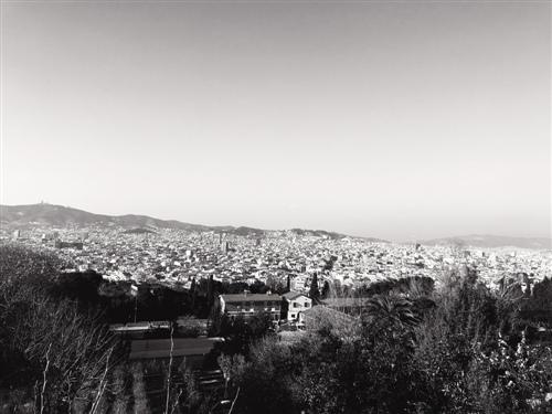 MWC之外的巴塞罗那:上帝的曲线之都