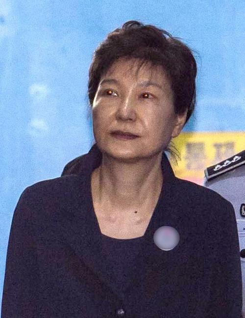 """朴槿惠下周二(27日)将迎来""""命运审判"""""""