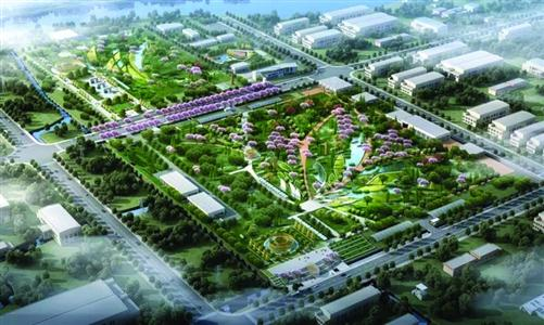 市政花园景观设计