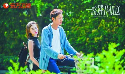 为追初恋, 钟汉良在戏里拍了部电影