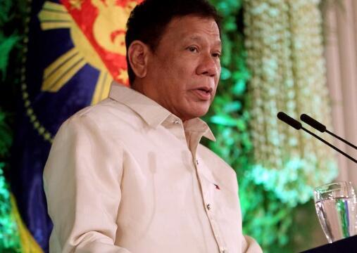 菲律宾总统一口气任命5位中国特使 盼加强与中国关系