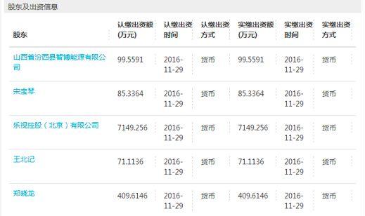 马苏生意经:投资乐视等企业_年入数千万登福布斯