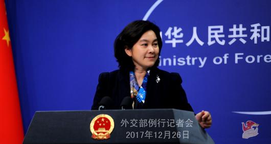 中国11月未向朝鲜出口任何石油制品?外交部回应