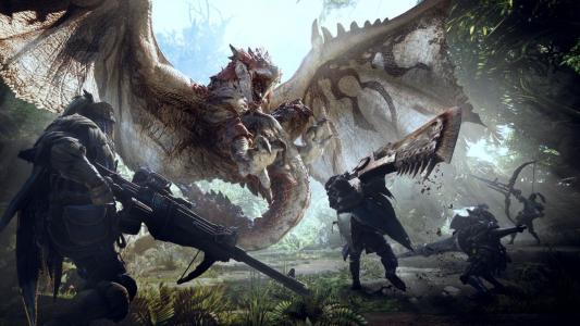 《怪物猎人:世界》PC版秋季上线  中文版本仍无进展