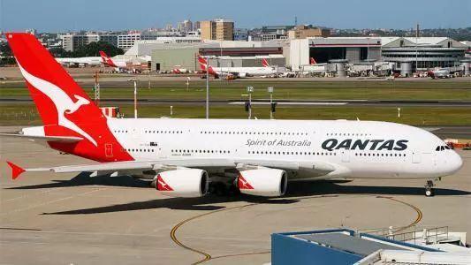 """▲此前,澳洲航空承认由于""""疏忽"""",在官网上将台湾、香港等中国领土视为""""国家""""。"""