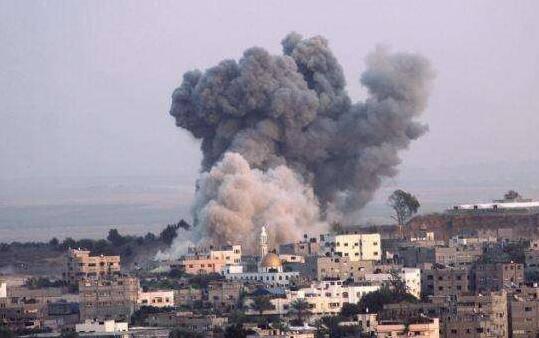 以色列军方逮捕30多名巴勒斯坦人,包括哈马斯领导人。(资料图)