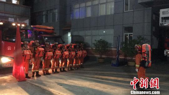 云南普洱景东县发生4级地震 大理临沧均有震感