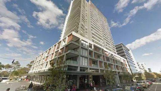 李佳欣租住的豪華公寓。