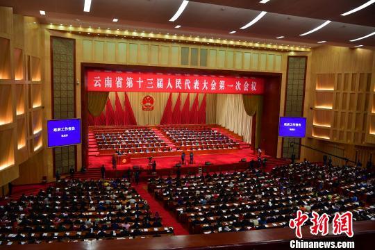1996年云南省gdp_2018年上半年云南省经济成绩单公布GDP同比增长9.2%增速排全国第...