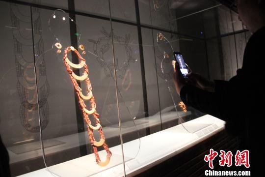 解密两周时期古芮国 韩城梁带村芮国遗址博物馆开馆