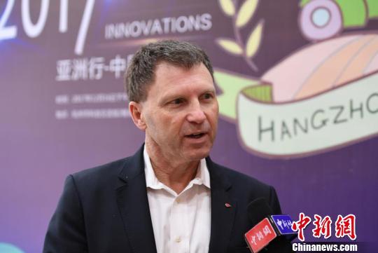 硅谷农业科技年会发起人:中美共同领跑农业科技革命