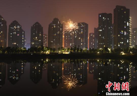 中国公安部:除夕全国火灾形势平稳