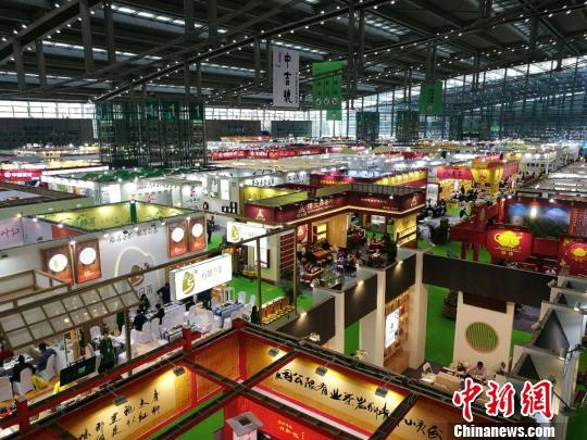 茶博会参展商横向覆盖全球茶叶主产区的大部分国家