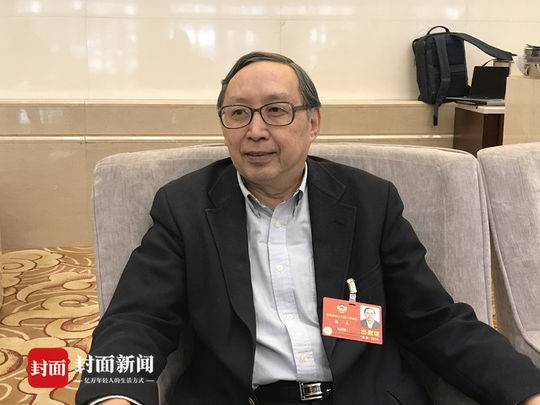 政协委员清华国学研究院院长肯定国学经典阅读热