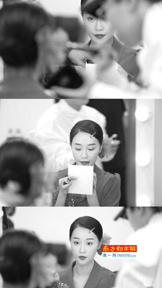 蓝盈莹:我是青衣,不是花旦 往后走,我会迎来自己的春天