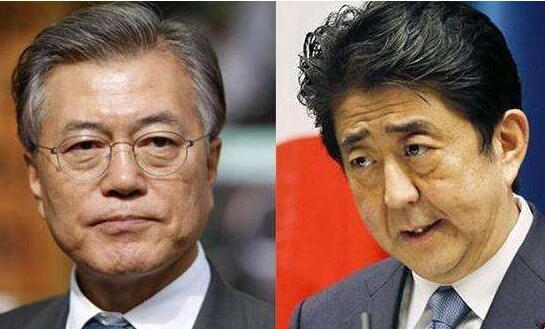 """安倍""""不得已""""访韩 日韩关系分歧对抗严重前景不妙"""