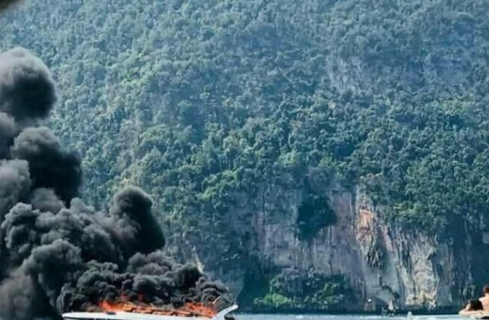 泰国载中国游客快艇爆炸 受伤游客将获赔10万元 (图片来源:民族报)