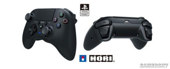 Hori将推出全新PS4无线手柄 1月15日正式发售