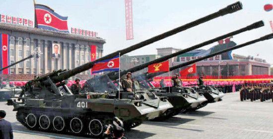 美媒:朝鲜正筹备大规模阅兵式 届时可能展示最