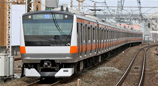 日本JR中央线(资料图)