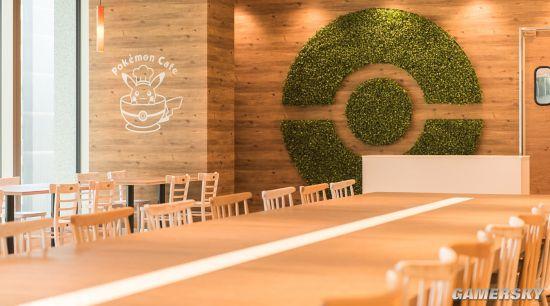 日本《精灵宝可梦》咖餐厅上线