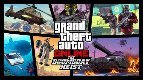 《GTAOL》末日抢劫DLC新任务、载具与设施详解