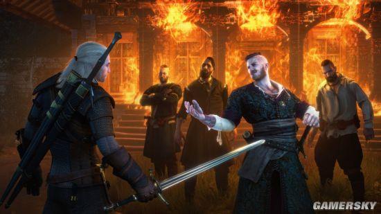 pt电子游戏破解之法:《巫师3:狂猎》新游戏增强MOD发布