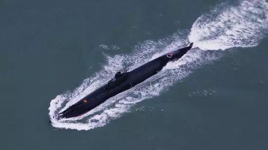 ▲中国向孟加拉国出口的潜艇