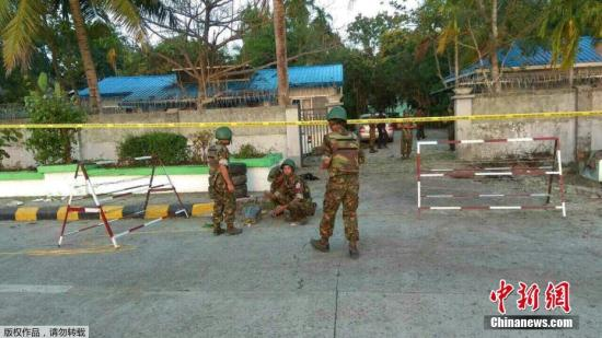 缅甸若开邦发生数起炸弹爆炸事件