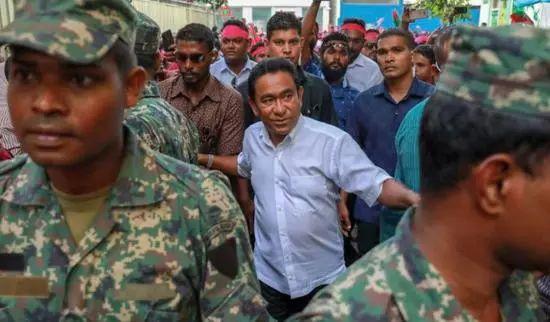 马尔代夫危机持续 印媒:印度军队准备好了