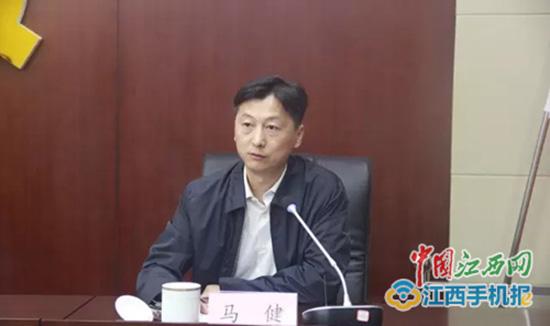 马健当选共青团江西省委书记(简历)