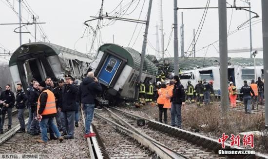 当地时间1月25日,意大利米兰郊区一列火车在早高峰时段发生脱轨事故,已造成至少2人死亡,10人重伤,约100人轻伤。