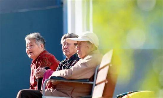 ▲中国拥有巨大的养老市场。