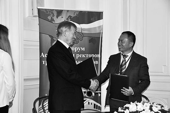 云南交通职业技术学院与俄罗斯联邦国立交通大学(原莫斯科国立交通大学)签署合作办学协议