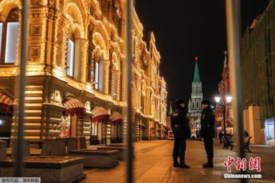莫斯科一座商业中心接炸弹威胁电话 约1300人疏散