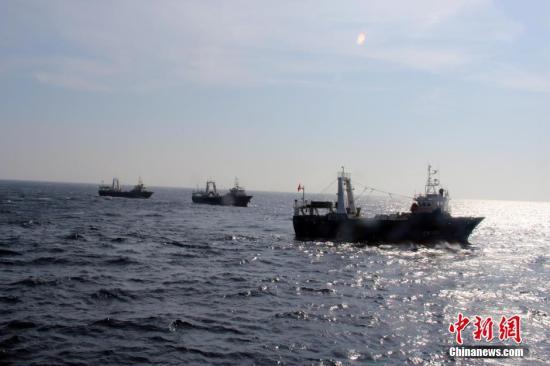 农业部:建立远洋渔业从业人员黑名单制度
