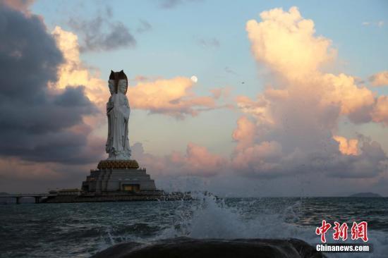 资料图:三亚 中新社记者 王晓斌 摄