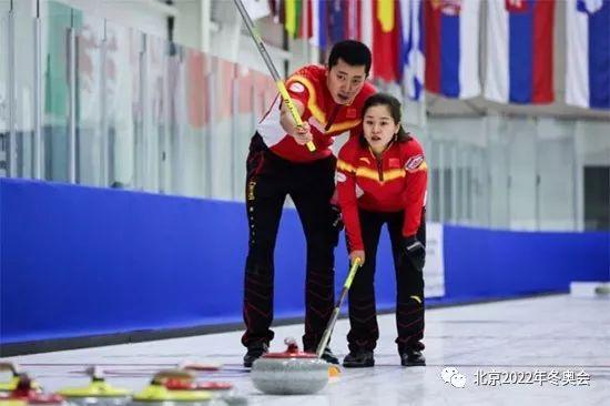 冰壶 开幕前一天看混双冬奥首秀